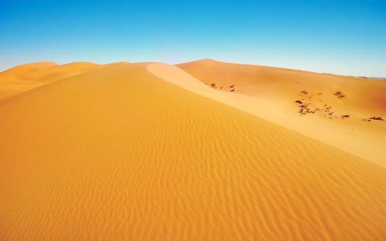 Фото бесплатно гора, пейзаж, песок