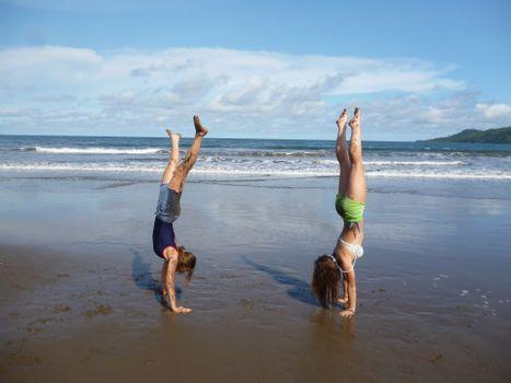 Photo free acrobatics, healthy, water