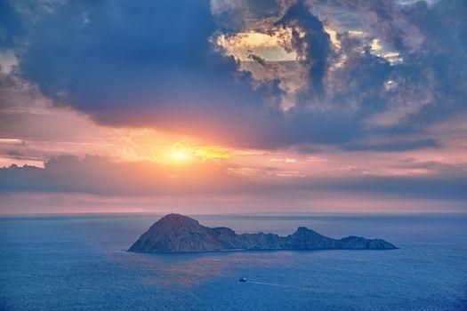 Фото бесплатно природа, рок, остров