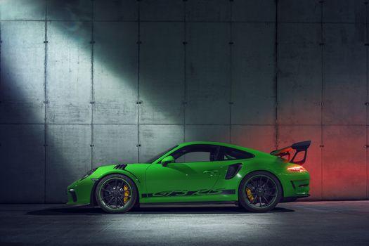 Фото бесплатно Porsche 911, Porsche 911 GT3 R, Behance