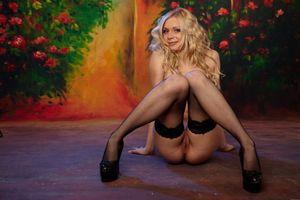 Заставки Dani A, модель, красотка, голая, голая девушка, обнаженная девушка, позы