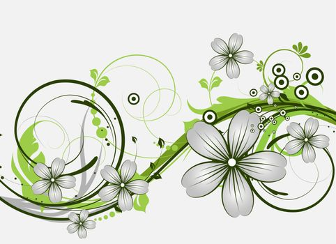 Photo free background, texture, flowers