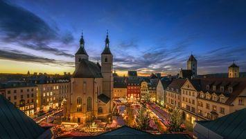 Бесплатные фото Регенсбург,Бавария,Германия