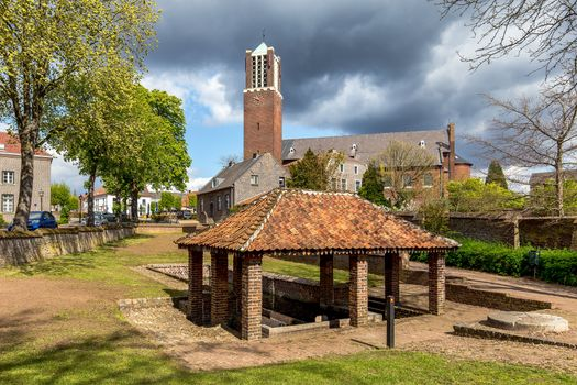 Photo free cities, church, Netherlands