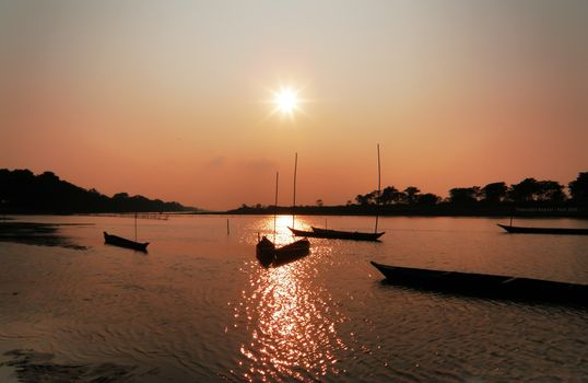 Photo free landscape, sea, horizon