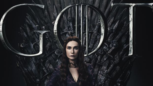Заставки Мелисандра, Игра престолов 8 сезон, Игра престолов