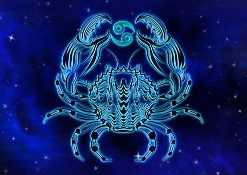 Photo free cancer, zodiac sign, horoscope
