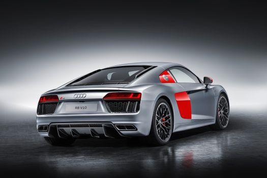 Фото бесплатно Audi R8 V10 Coupe Edition Audi Sport, машина, автомобиль