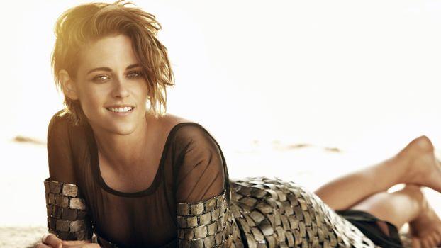 Photo free Kristen Stewart, dress, сelebrities