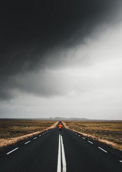 Бесплатные фото человек,дорога,разметка,асфальт,man,road,marking,asphalt