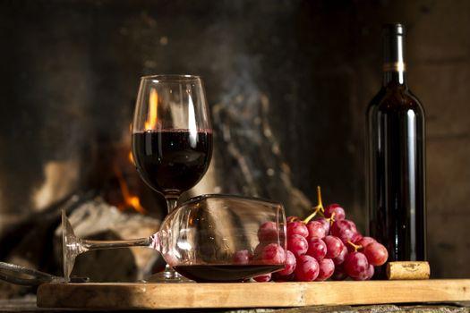 Фото бесплатно алкоголь, вино, продукты питания