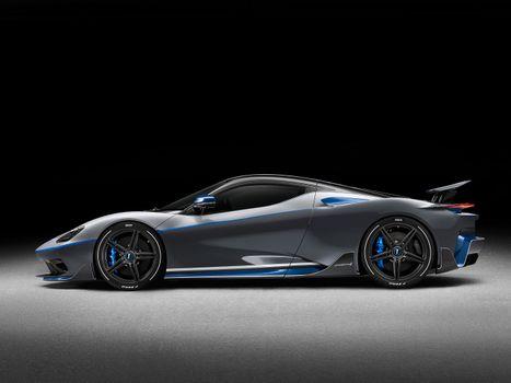 Фото бесплатно Pininfarina Battista, электромобили, автомобили 2020 года
