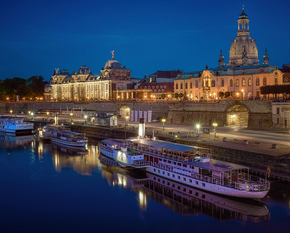 Фото бесплатно Dresden, Germany, Дрезден, Саксония, Германия, город