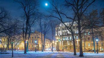 Бесплатные фото Невский проспект, Санкт-Петербург