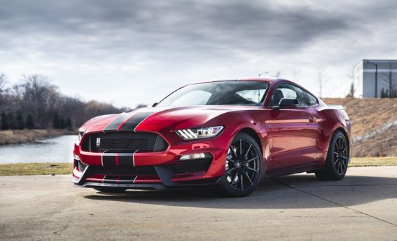 Photo free red, muscle cars, ford mustang cobra