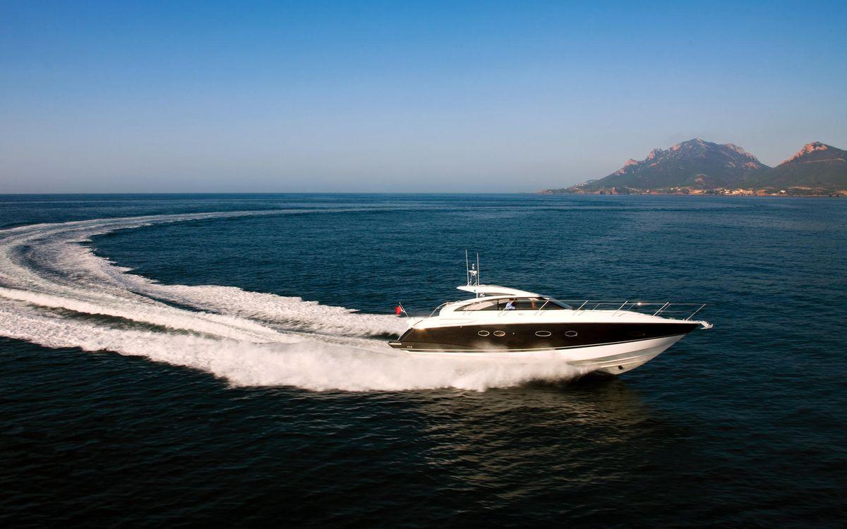 Фото галерея море, яхта