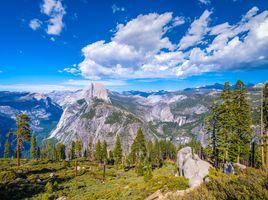Фото бесплатно штаты сша, Калифорния, горы