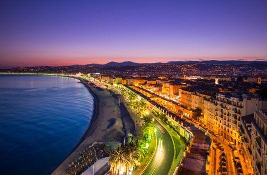 Фото бесплатно Ницца, Франция, город