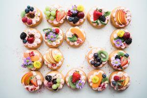 Фото бесплатно продукты питания, фрукты, ягоды