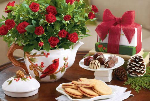 Бесплатные фото prazdniki,pechene,shokolad