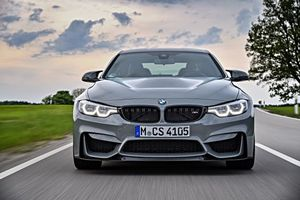 Бесплатные фото BMW M4 CS, машина, автомобиль