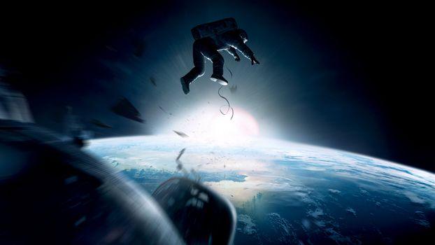 Фото бесплатно гравитации, астронавт, земля