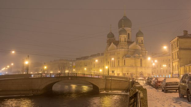 Holy Church Isidorovskaya, St Petersburg