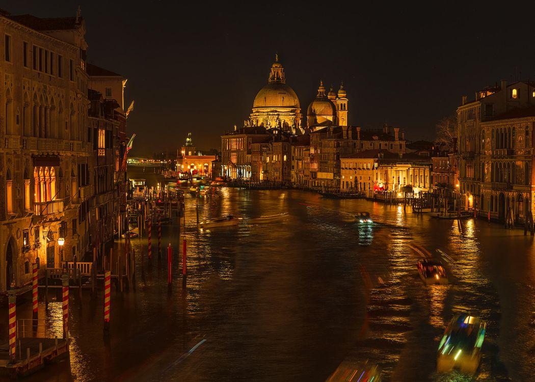 Бесплатно венеция, гранд-канал - новые фото