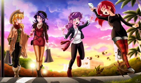 Фото бесплатно Anime, Digital Art, Deviantart