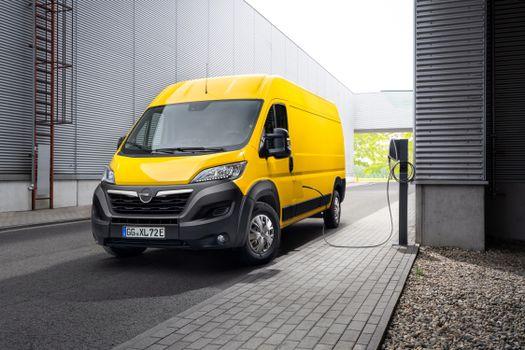 Photo free cars, Opel, van