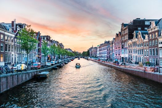 Фото бесплатно Голландия, Нидерланды, канал