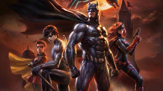 Заставки Batman, художественное произведение, художник