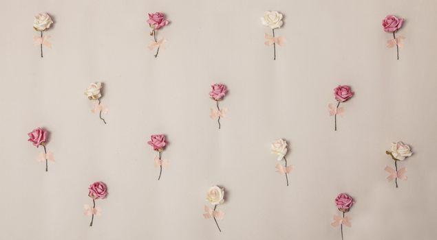Фото бесплатно розы, розовые, декор