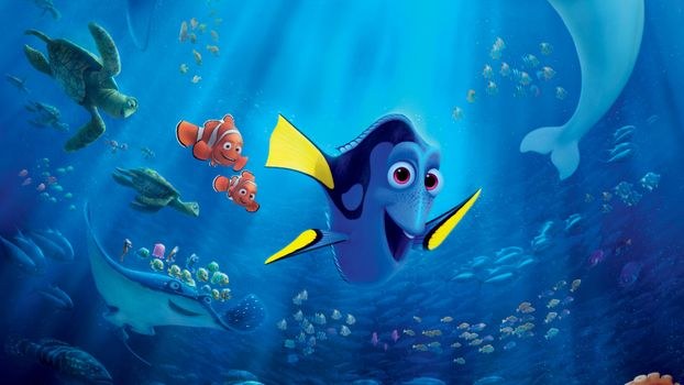 Photo free Finding Dory, movies, animated movies