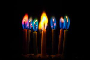 Бесплатные фото огонь,пламя,свечи