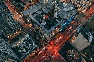Бесплатные фото здания, город, здание, вид сверху, buildings, city, building