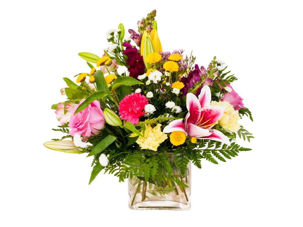 Photo flowers bouquets rose - free pictures on Fonwall