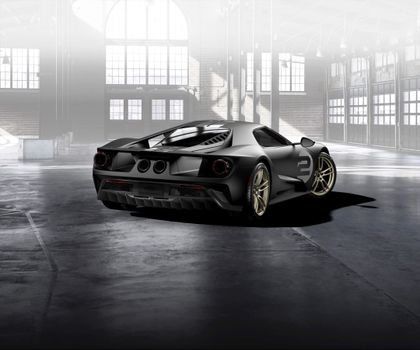 Photo free Ford, Ford GT, rear end
