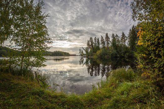 Фото бесплатно Самян, Россия, озеро