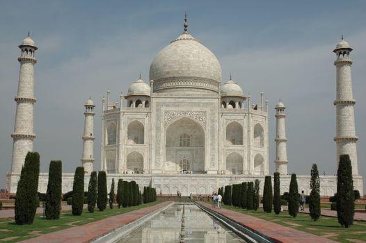 Photo free taj mahal, india, architecture