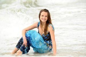 Фото бесплатно море, Виттория, модель