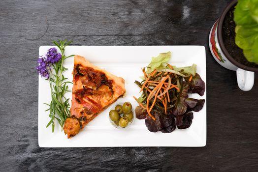 Фото бесплатно еда, олива, пицца