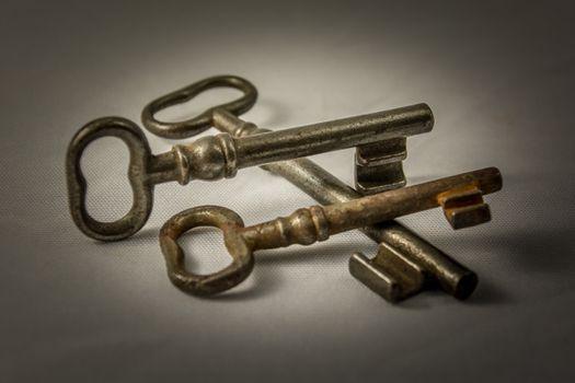 Photo free old, key, metal