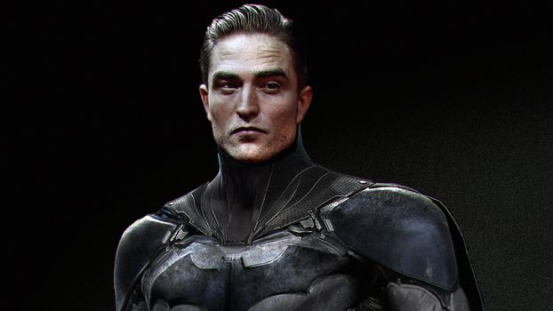Фото бесплатно Роберт Паттинсон, Бэтмен, 2021 фильмы
