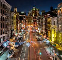 Бесплатные фото Main Street,Los Angeles,California,Лос-Анджелес,Калифорния,сша,город