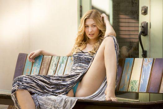 Бесплатные фото Alexa Grace,красотка,позы,поза,сексуальная девушка
