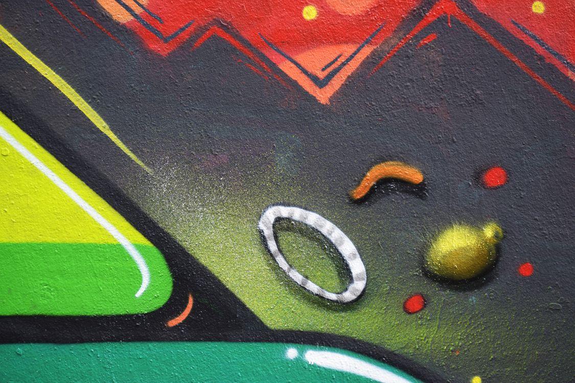 Фото бесплатно граффити, краски, искусство, graffiti, paint, art, разное