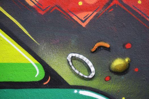 Фото бесплатно граффити, краски, искусство, graffiti, paint, art