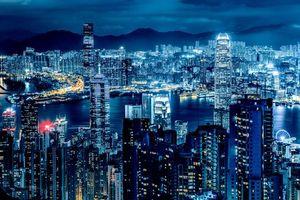 Фото бесплатно Китай, город, Гонконг