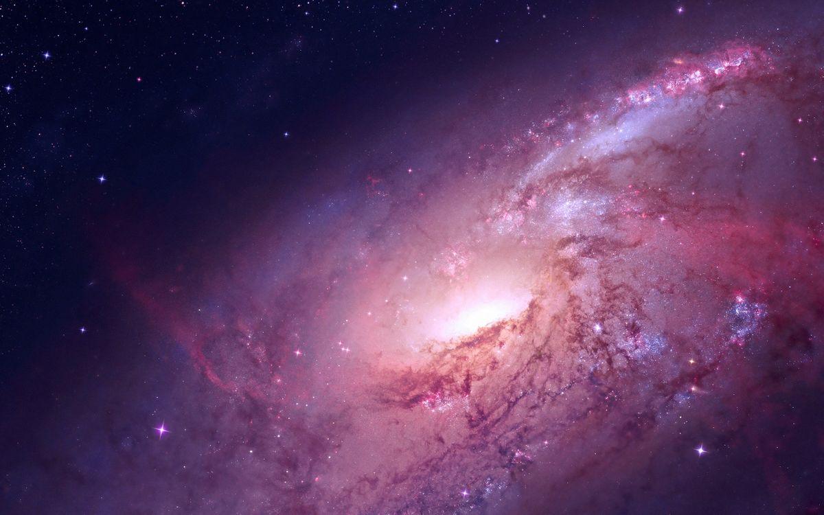 Фото бесплатно звезды, галактики, фантастика - на рабочий стол